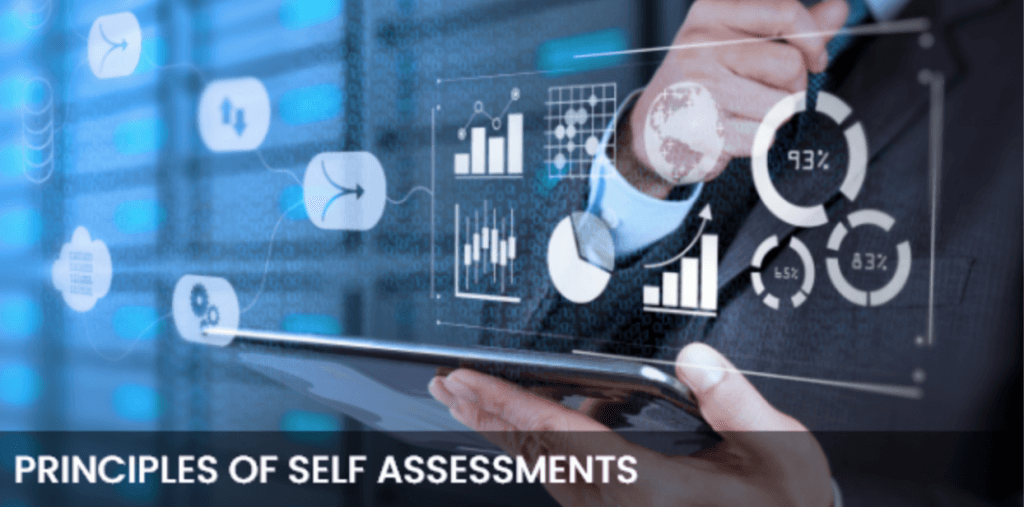 Values and Guiding Principles of Self Assessment
