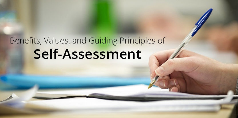 Principles of Self-Assessment