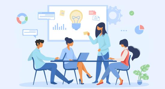 Knowledge sharing programs - AssessTEAM