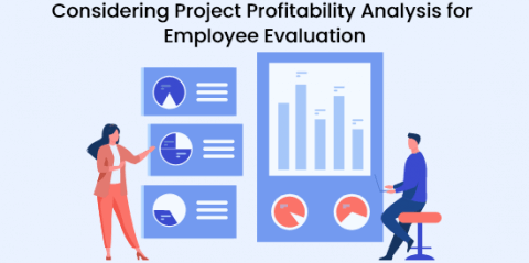 Considering Project Profitability Analysis for Employee Evaluation