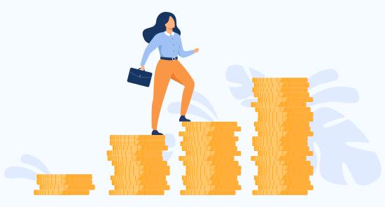 Associating performance appraisal with pay raise - AssessTEAM