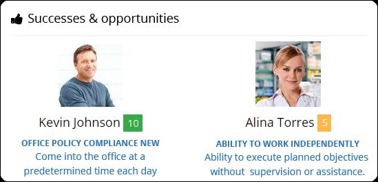 Successes & opportunities