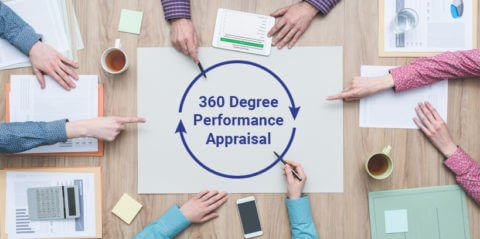 A complete guide to 360 degree performance appraisal process in the cloud