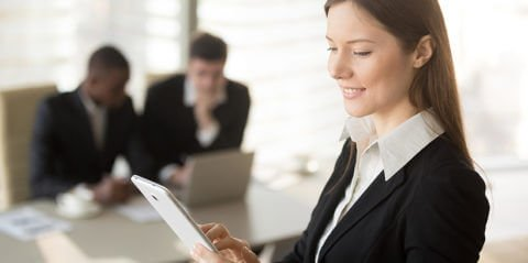 Employee Engagement in the new mobile world