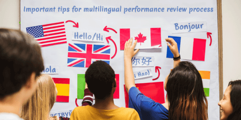 Important Tips for Multilingual Performance Review Process