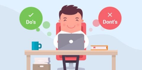 The Do's and Dont's of giving negative employee performance reviews