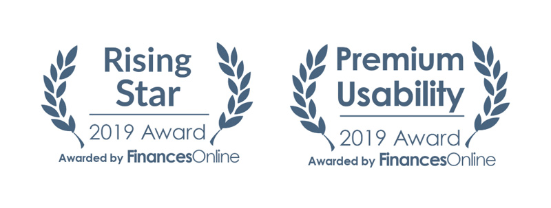 AssessTEAM Receives Two Awards for Best Employee Evaluation Software