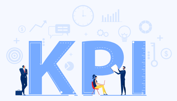 Use effective KPIs for employee performance review