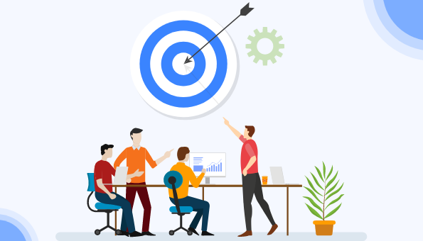 Use goals to inform employee performance reviews