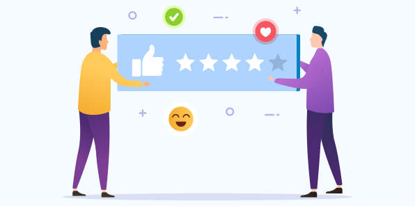 Employee review software - Insecurity of Biased reviews and irrational feedback